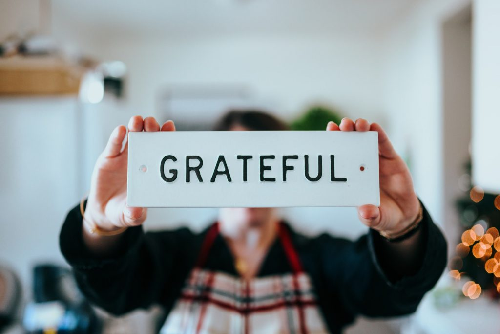 The benefits of a gratitude practice and how to start one